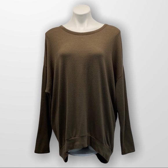 WILFRED FREE Dolman Sleeve Sweater Size Large